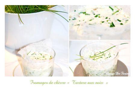 Tartare aux noix Multi-Délices