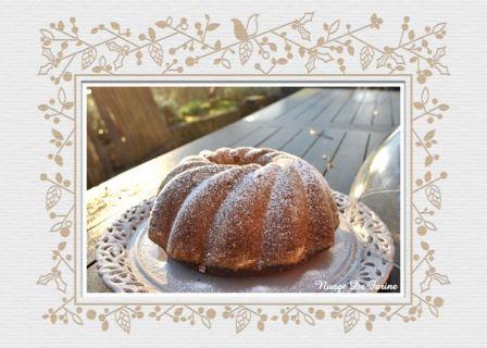 Gâteau vanille miel