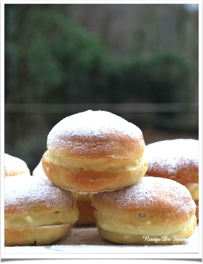 Boules de Berlin au four ou non! : お気に入りレシピ パン・ケーキ - NAVER まとめ