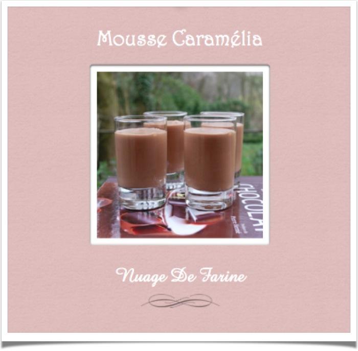 Mousse Caramélia