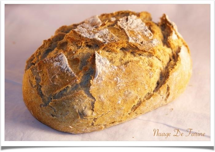 Vous avez dit pain au levain?