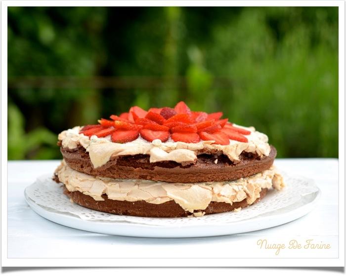 gâteau tout en un