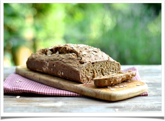 Lazy loaf ou le pain TVF (très vite fait)!