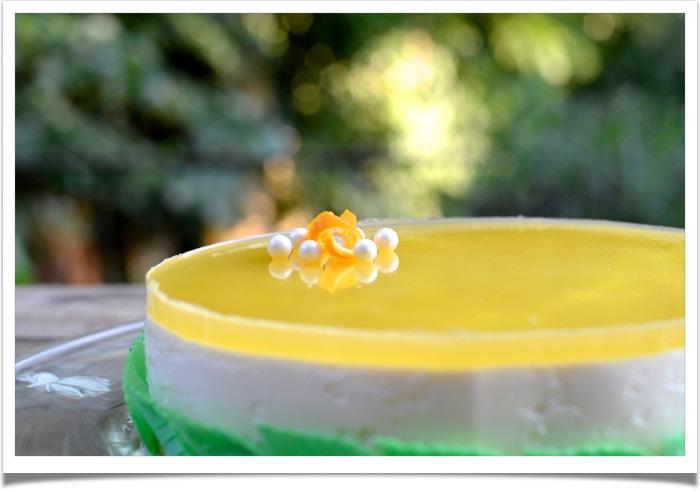 Bavarois citronné2