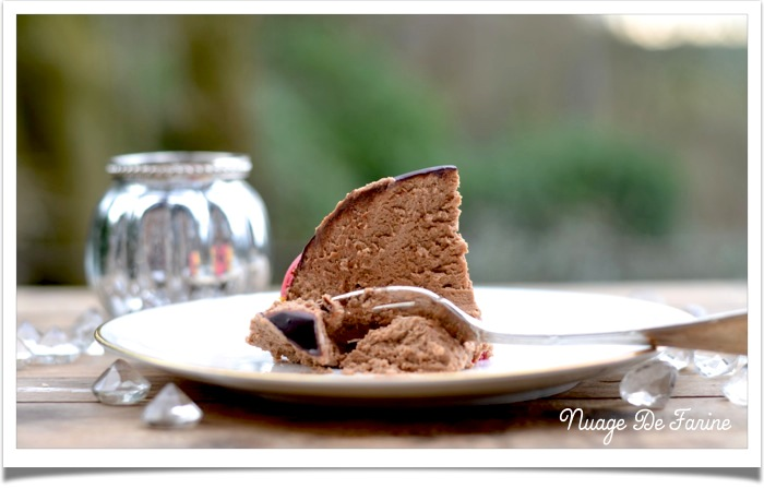 Dôme chocolaté2
