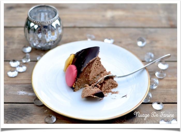 Dôme chocolaté3