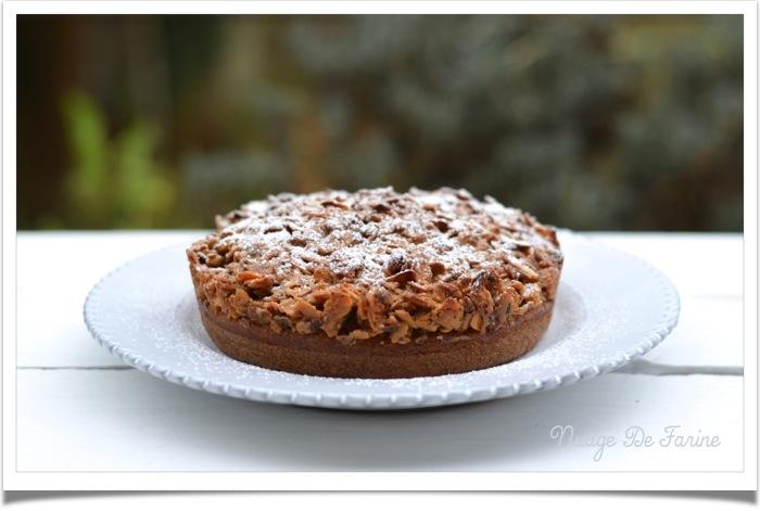 Gâteau Tosca2