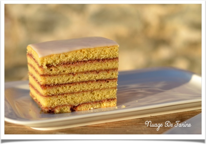 Gâteau à étages2