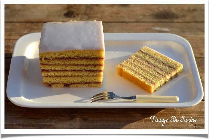 Gâteau à étages5