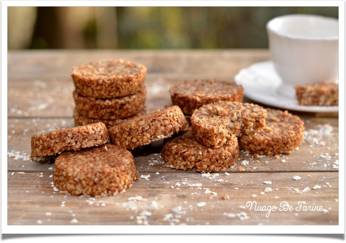 Biscuits à l'avoine2