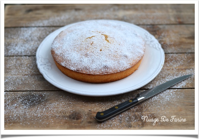 Gâteau citron coco