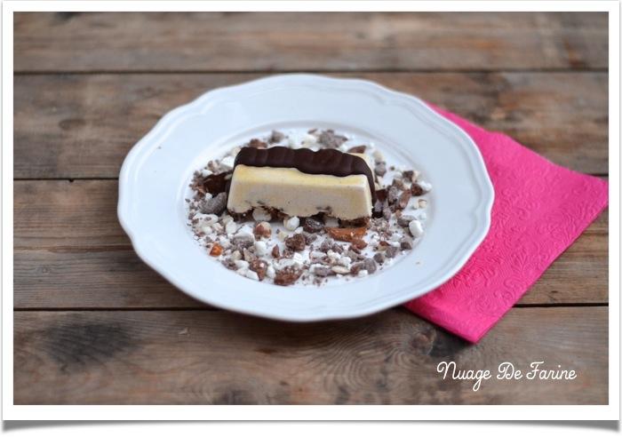 Semifreddo amande, chocolat, meringue2