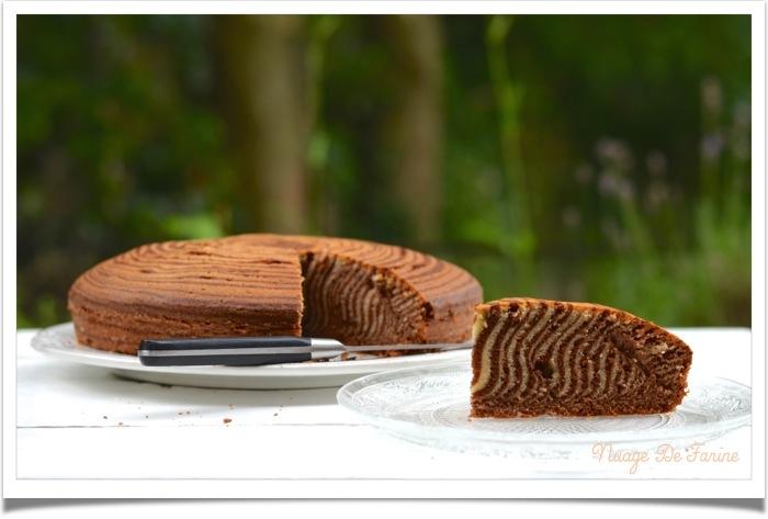 Zébra cake3