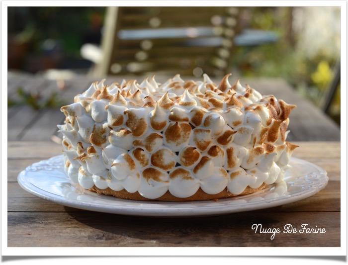 angel cake au citron meringué2