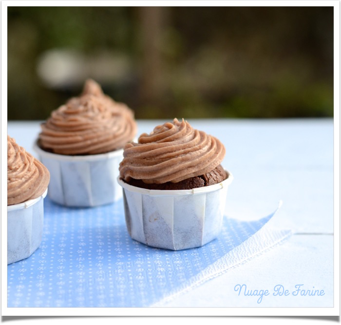 Cupcake aux kinder bueno4