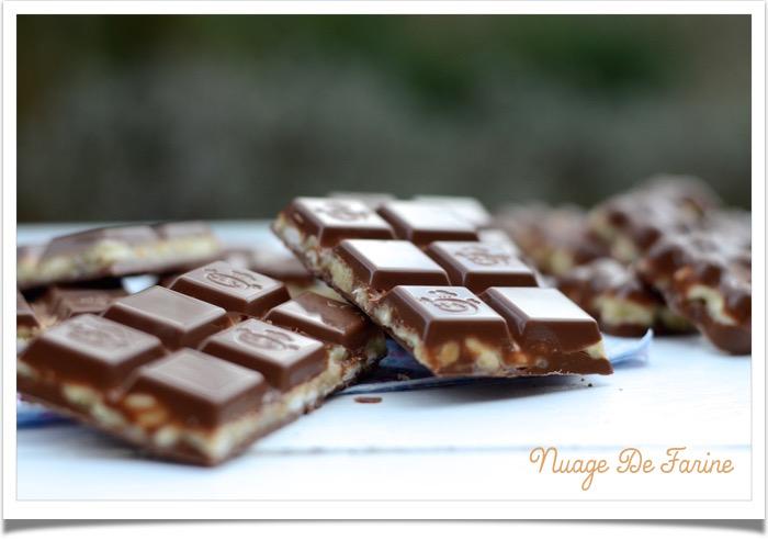 Kinder country®  ou barres aux céréales et chocolat