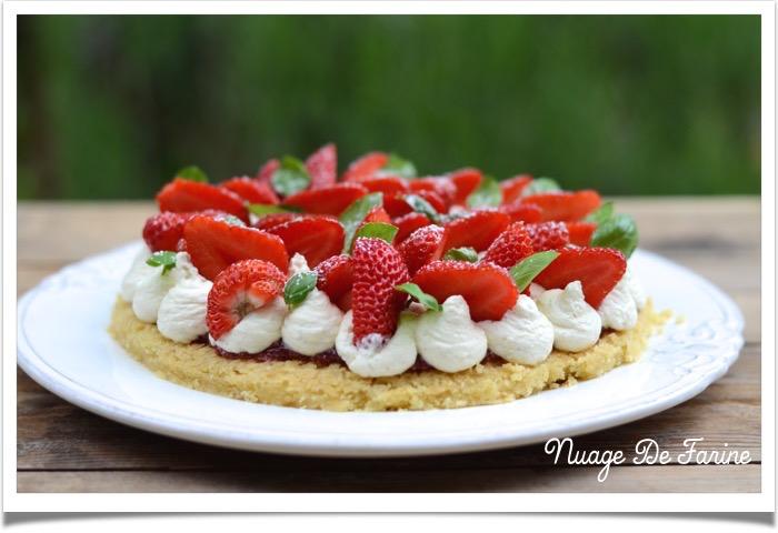 Féérique aux fraises4