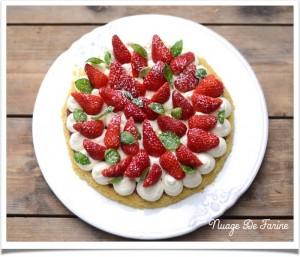 Féérique aux fraises2
