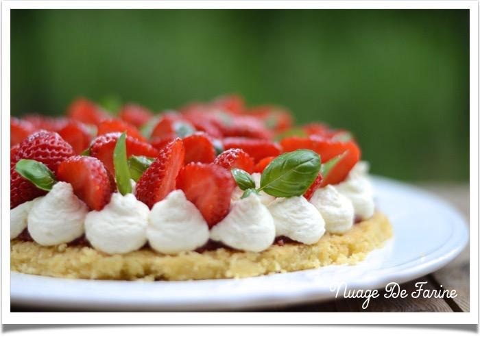 Féérique aux fraises3