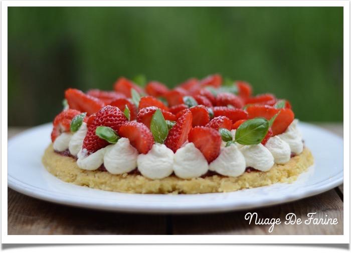 Féérique aux fraises