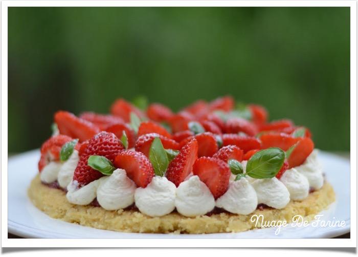 Féérique aux fraises5