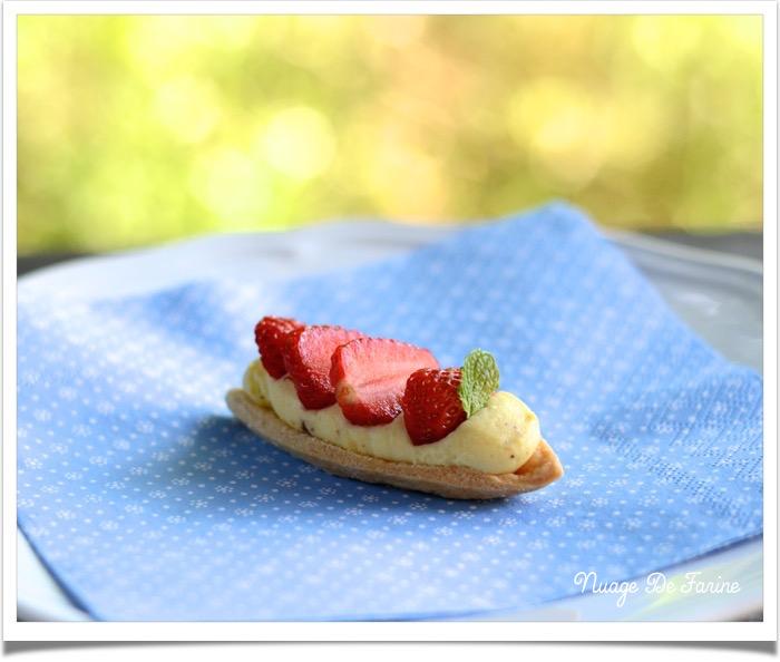 Tartelettes/barquettes fraise ou citron3
