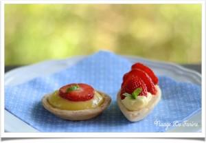 Tartelettes/barquettes fraise ou citron5