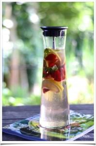 eau aux fruits
