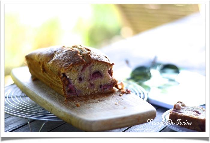 Cake aux fraises3