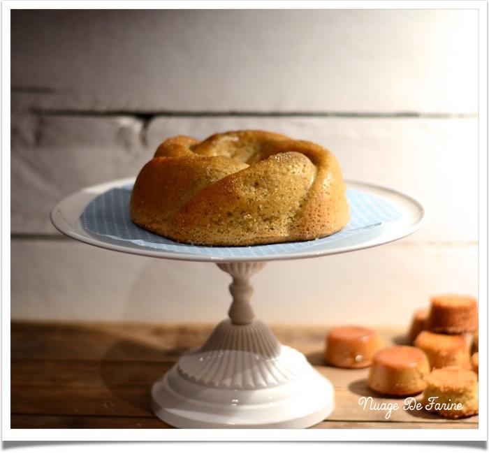 Gâteau moelleux *** aux noisettes °°°3 ingrédients°°°