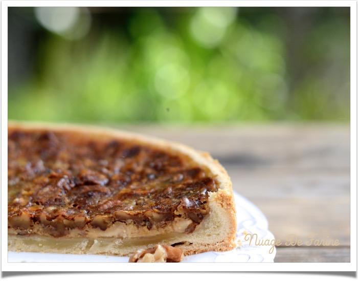 gâteau tarte aux noix4