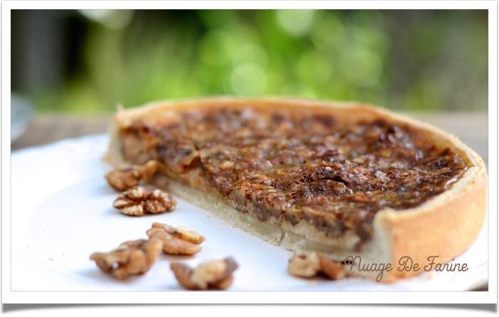 gâteau tarte aux noix3