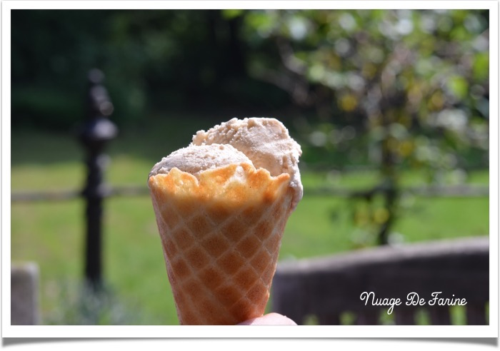 Glace fiordilatte ….. glace vanille sans oeufs