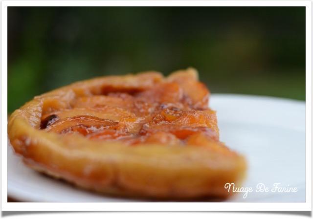tarte tatin aux pêches3