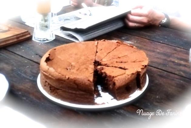 """Gâteau """"Nuage au chocolat"""""""