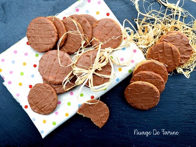 """Biscuits comme des """"Granola"""""""