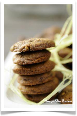 Cookies crousti chocolat