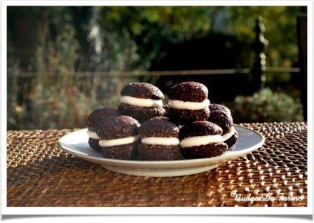 Whoopie-pies  dodus chocolatés