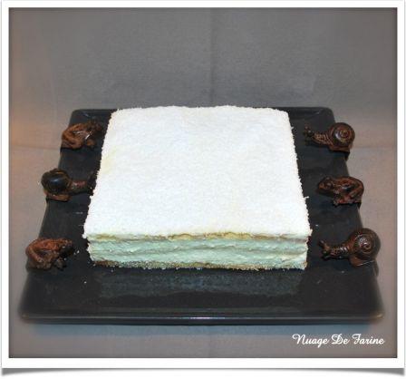 Gâteau des îles à l'ananas