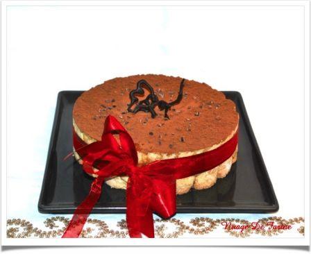 Gâteau Malakoff