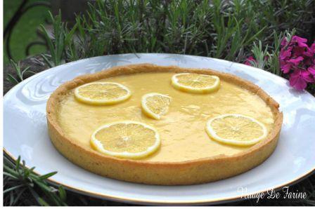 Crème au citron pas si tarte que ça!!